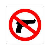 znak zabraneno vnasqneto na orujiq