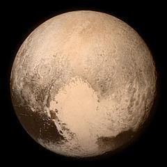 Планетата Плутон
