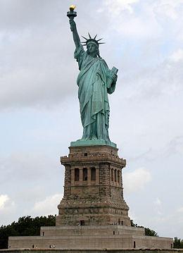 statuiata na svobodata